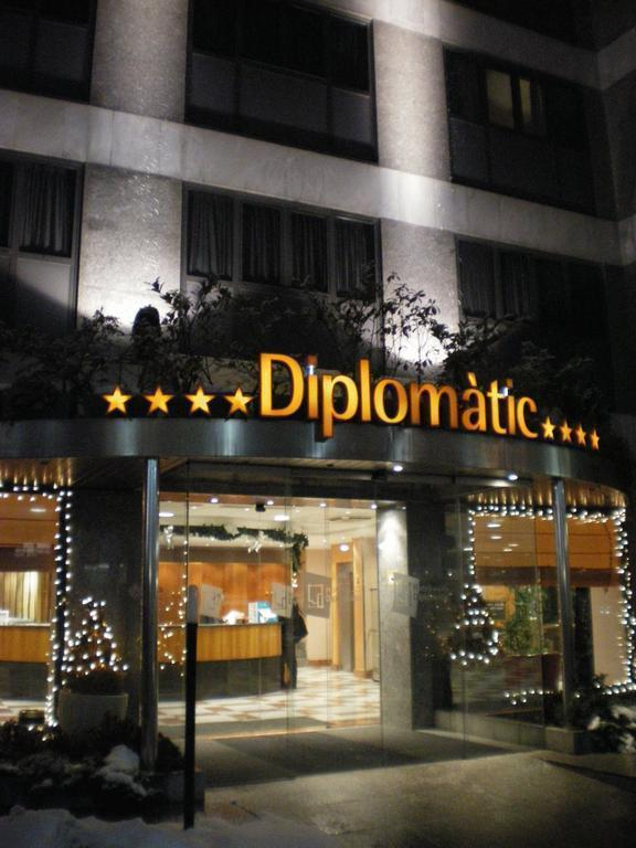 Отель Diplomatic Андорра Андорра Ла Велла