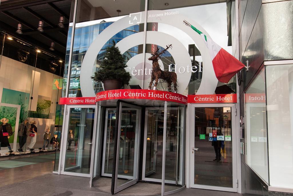 Отель Centric Atiram Hote (ex. Husa Centric) Андорра Ла Велла