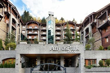 Anyos Park 4*, Андорра, Ла Массана