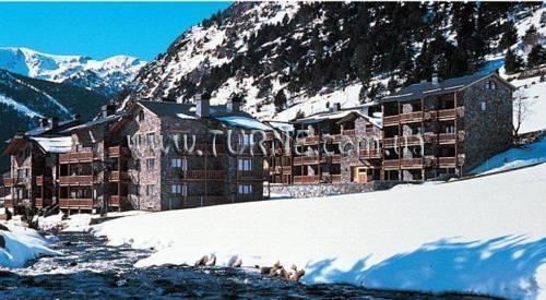Отель Deusol 3000 Андорра Солдеу-Эль Тартер