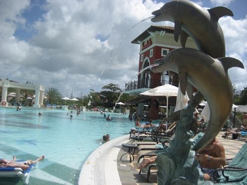 Фото Sandals Grand Antigua Resort & SPA Антигуа