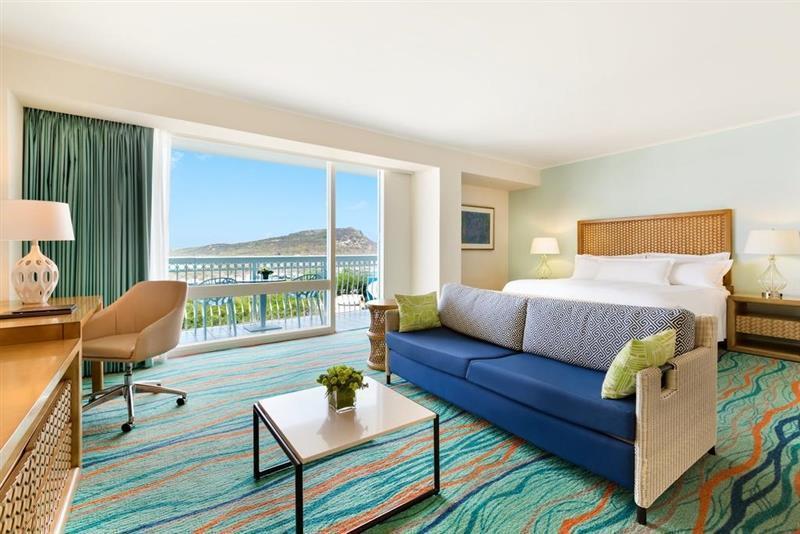 Фото Отель Hilton Curacao Нидерландские Антильские Острова О. Кюрасао