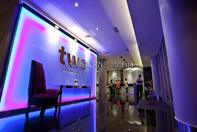 Отель Two Hotel Аргентина Буэнос-Айрес