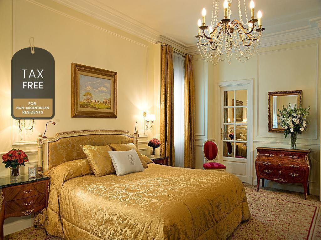 Отель Alvear Palace Hotel Аргентина Буэнос-Айрес