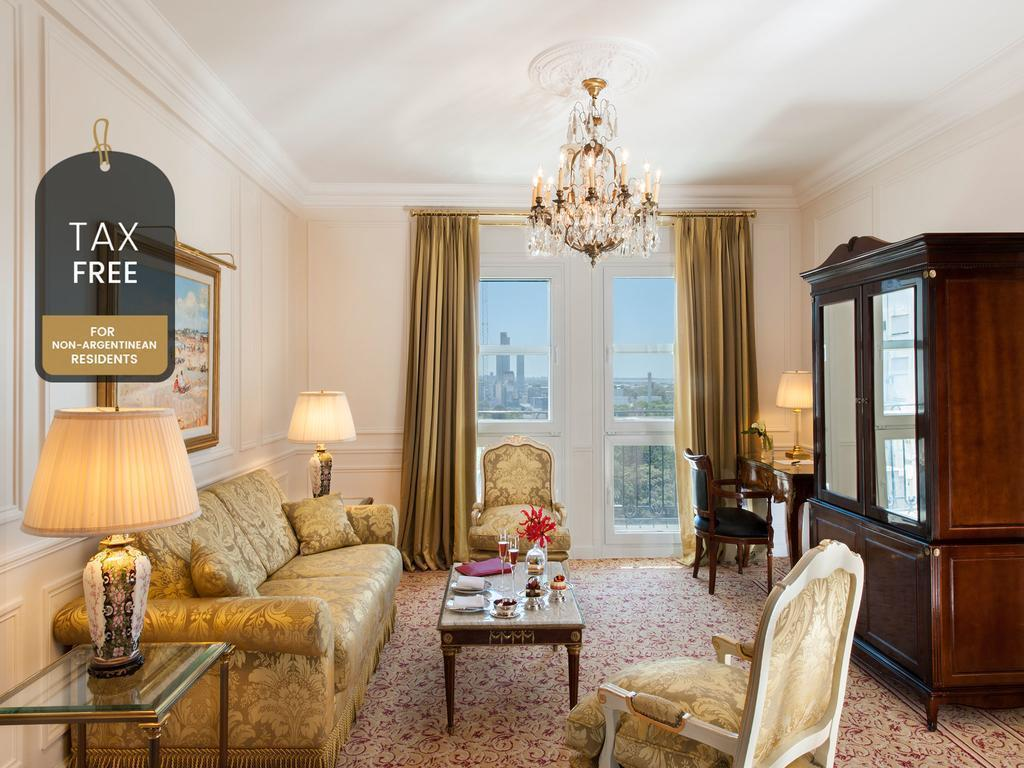 Фото Alvear Palace Hotel Буэнос-Айрес