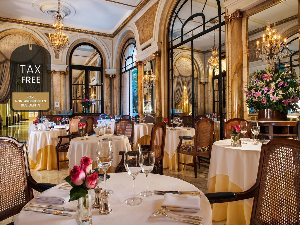 Фото Alvear Palace Hotel Аргентина