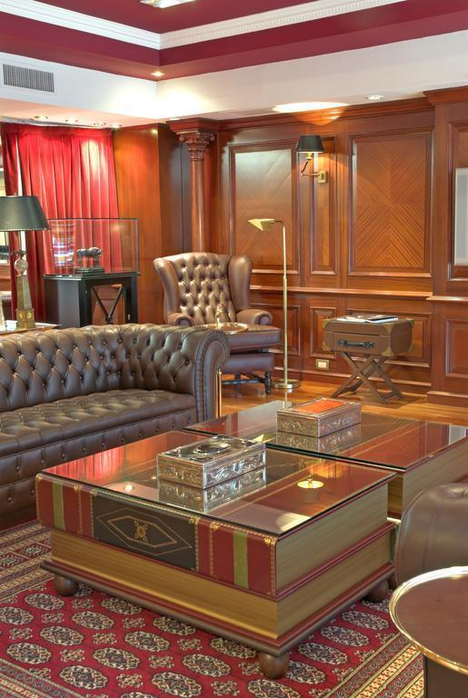 Отель Emperador Hotel Buenos Aires Буэнос-Айрес