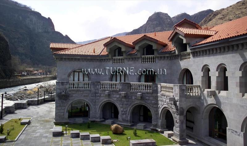 Отель Avan Dzoraget Tufenkian Армения Алаверди