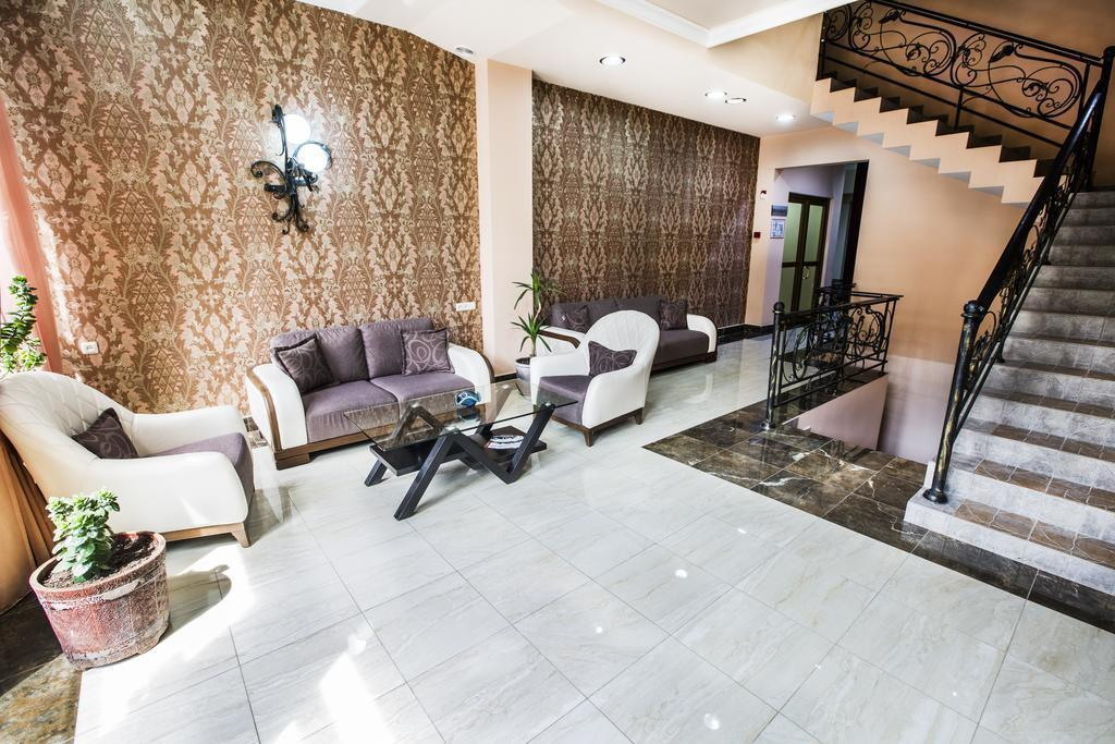 Отель Yerevan Deluxe Hotel Армения Ереван