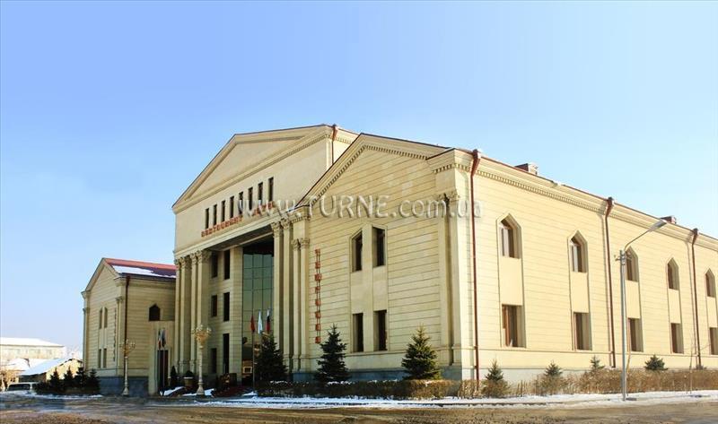 Фото Armenian Royal Palace Армения Ереван