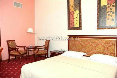 Golden Palace Hotel Yerevan 5*, Армения, Ереван