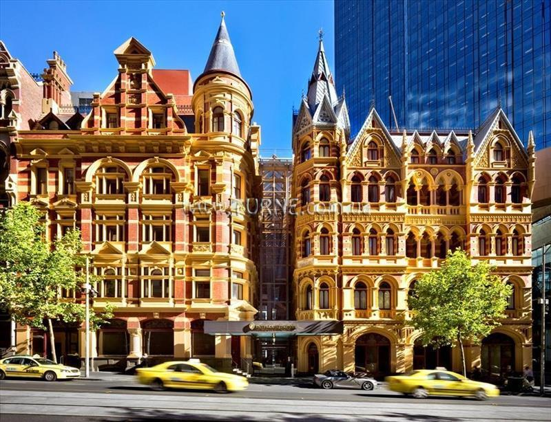Intercontinental Melbourne Rialto Австралия Мельбурн