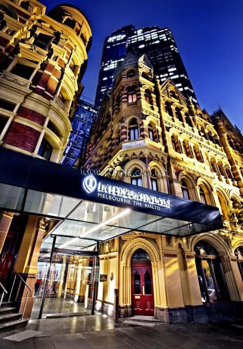 Intercontinental Melbourne Rialto Мельбурн