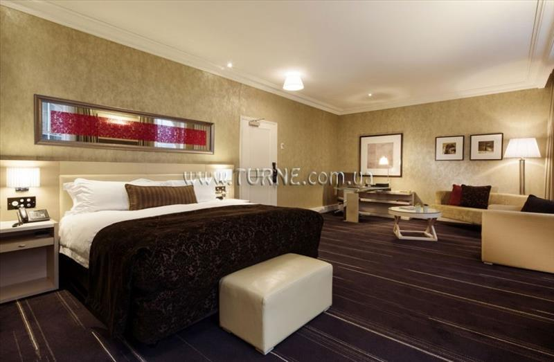Отель Intercontinental Melbourne Rialto Мельбурн