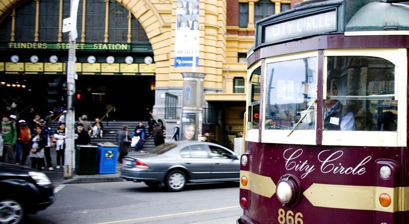 Отель Doubletree By Hilton Melbourne Австралия Мельбурн