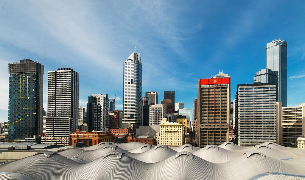 Travelodge Docklands Австралия Мельбурн