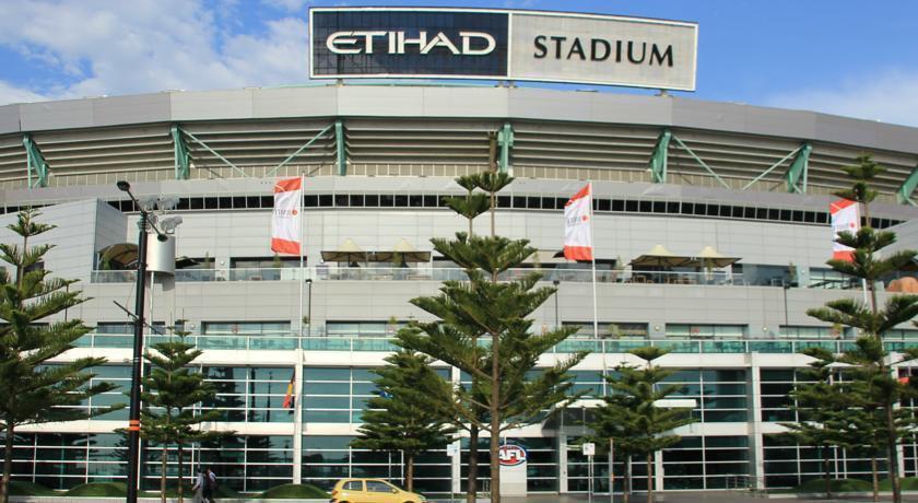 Фото Travelodge Docklands Австралия