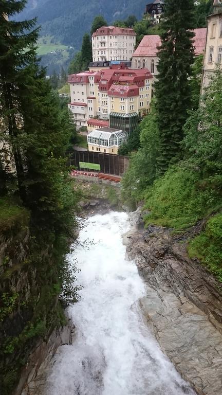 Отель Hotel Evianquelle Австрия Бад Гастайн
