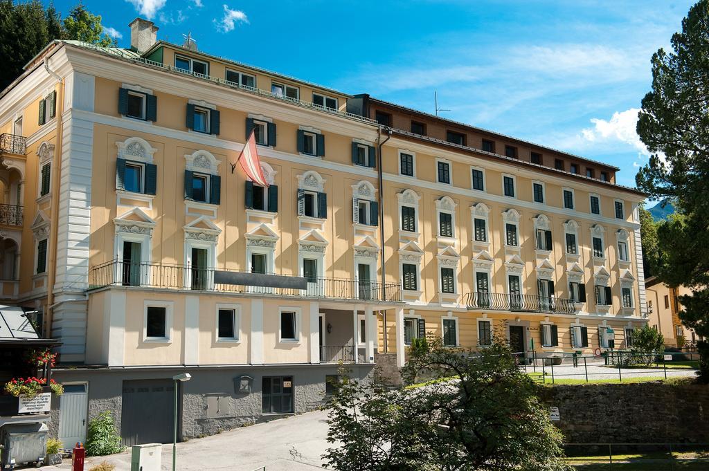 Villa Hirschen Бад Гастайн