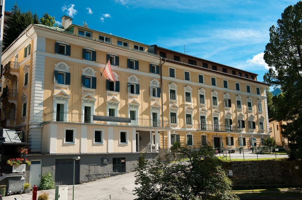 Отель Villa Hirschen Австрия Бад Гастайн