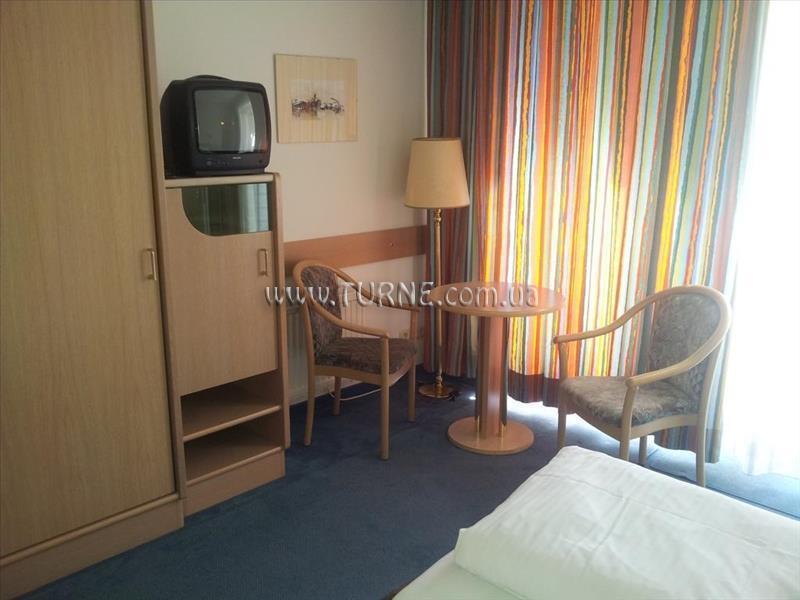 Отель Goethehof Австрия Бад Гастайн