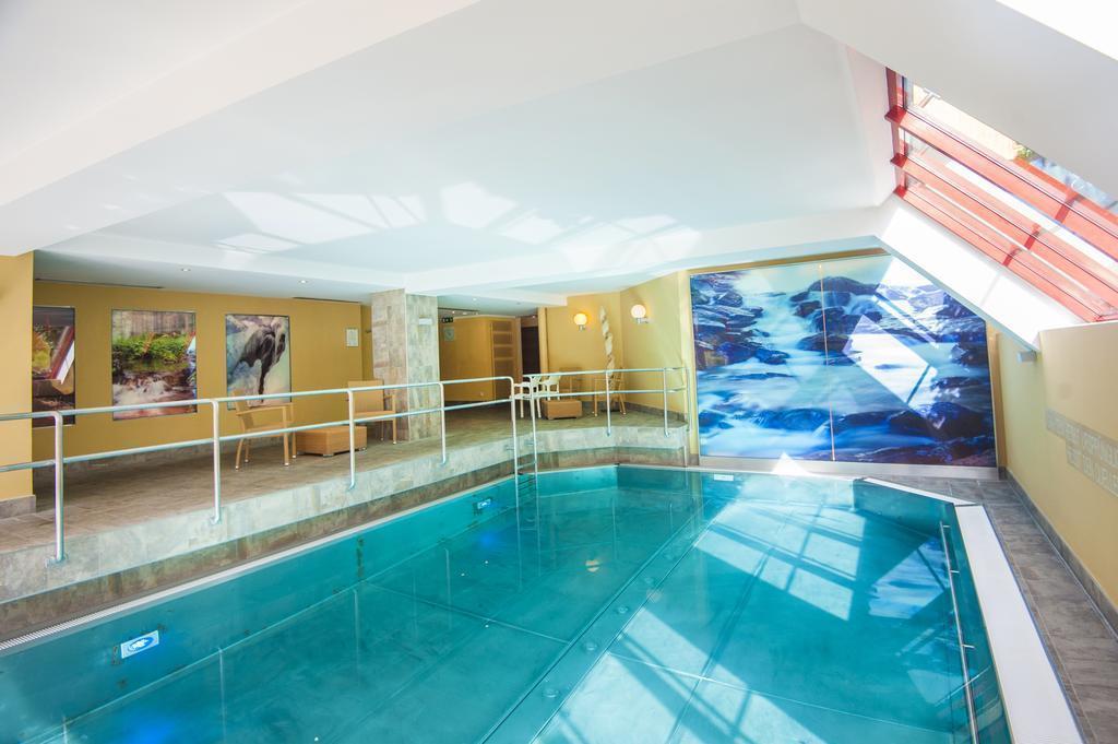 Impuls Hotel Tirol Австрия Бад Хофгастайн