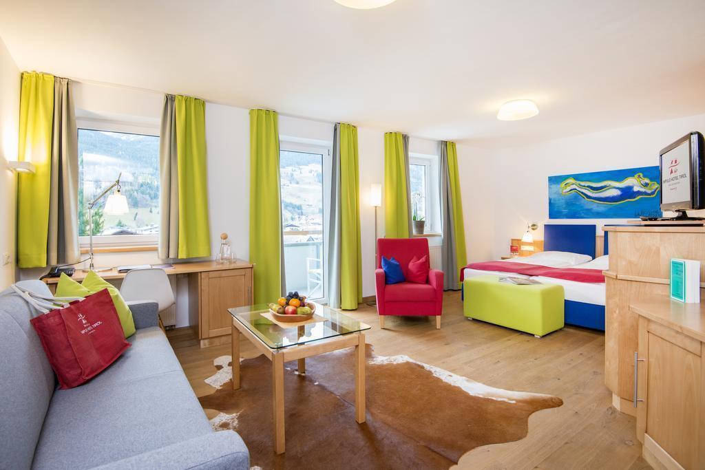 Фото Impuls Hotel Tirol Австрия Бад Хофгастайн