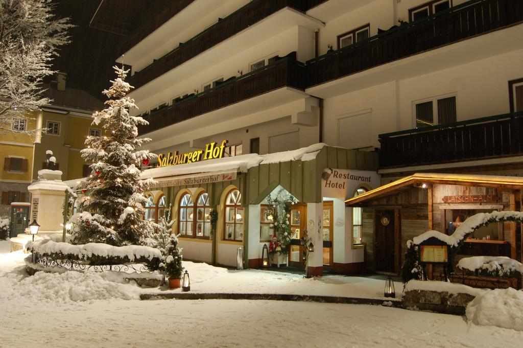 Отель Der Salzburgerhof Австрия Бад Хофгастайн