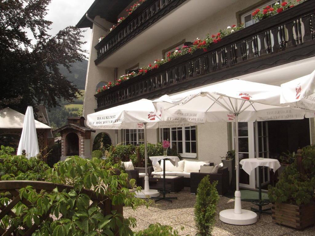 Отель Zum Toni Австрия Бад Хофгастайн
