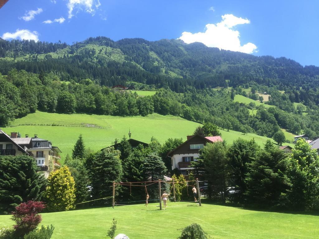 Отель Das Alpenhaus Hotel (ex. Grand Park Hotel) Австрия Бад Хофгастайн