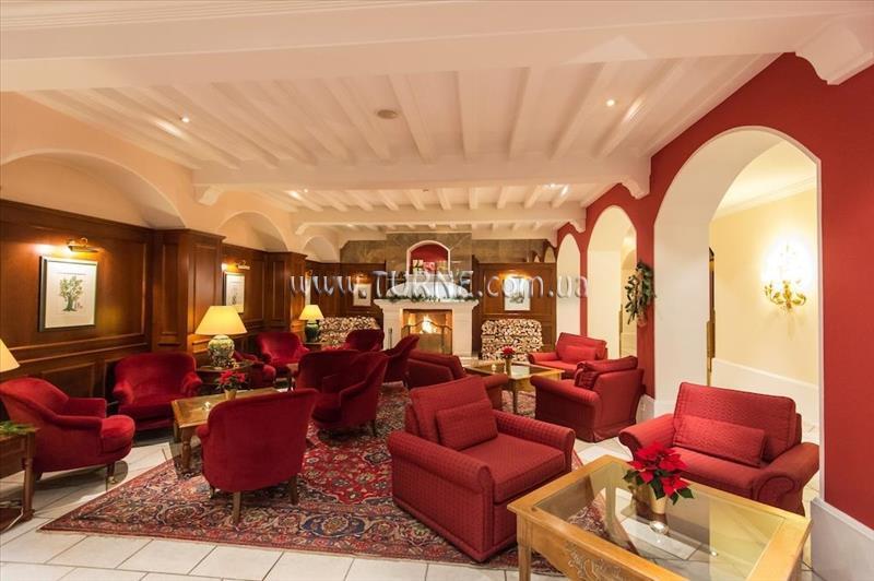 Отель Das Alpenhaus Hotel (ex. Grand Park Hotel) Бад Хофгастайн