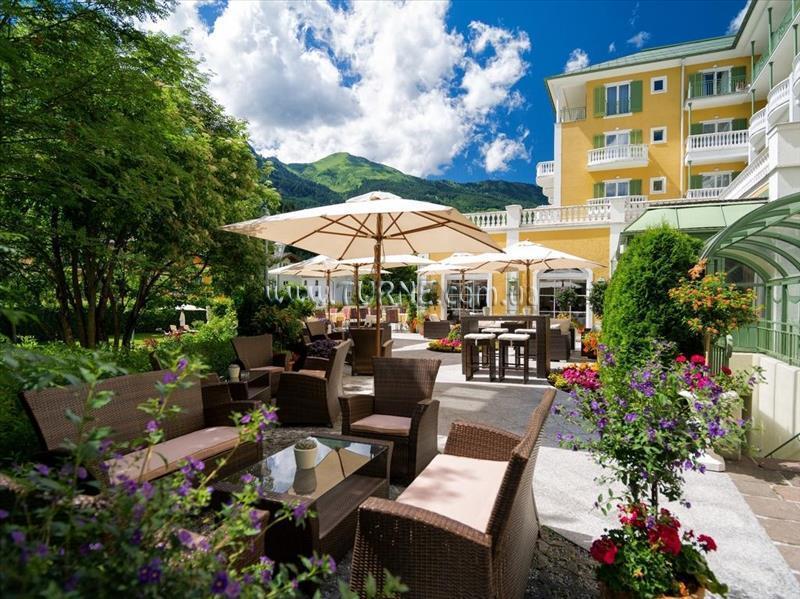 Das Alpenhaus Hotel