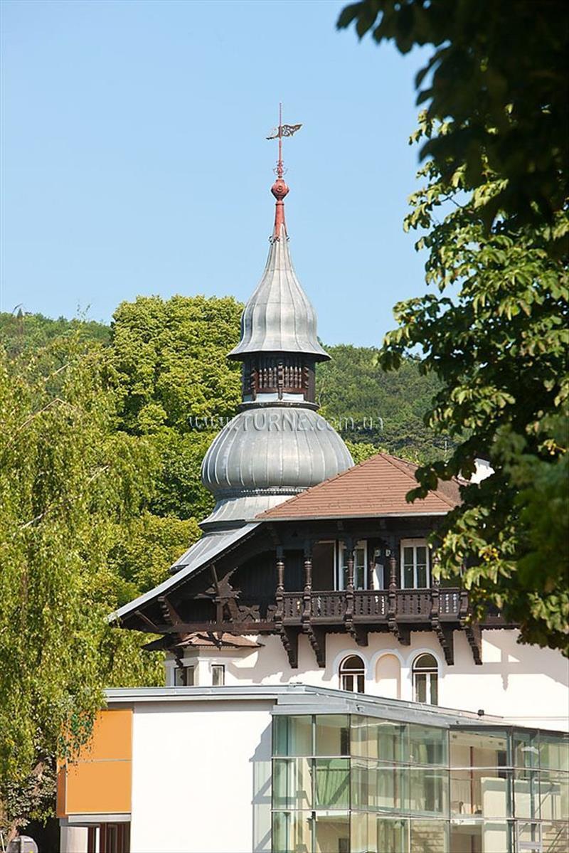 Фото Hotel Sacher Baden Австрия