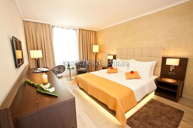 Фото Hotel Sacher Baden