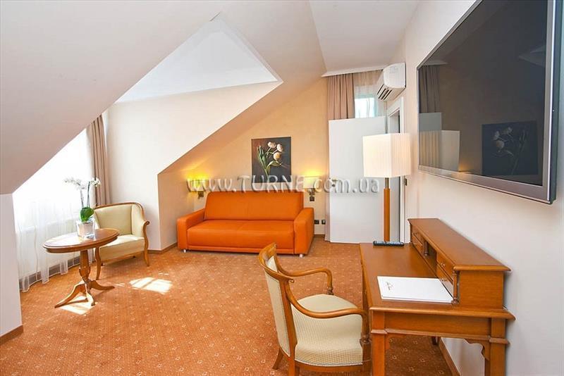 Фото Hotel Sacher Baden Баден