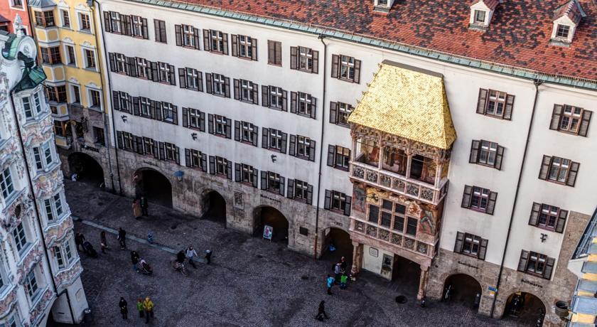 Отель Innsbruck Австрия Инсбрук