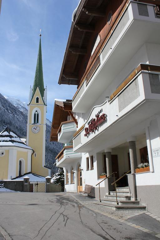 Отель St.Nikolaus Австрия Ишгль
