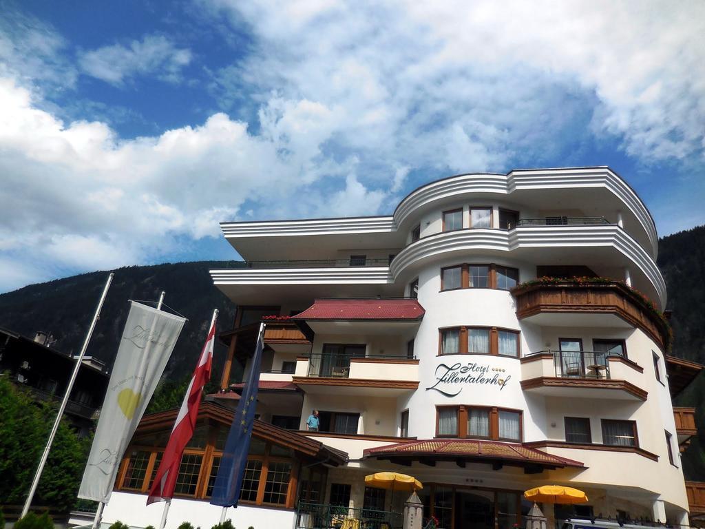 Отель Zillertaler Hof Австрия Майерхофен
