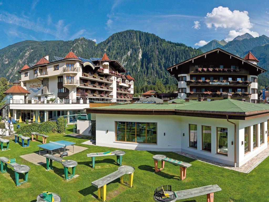 Отель Strass Sporthotel Австрия Майерхофен