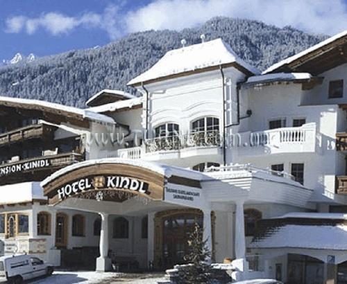 Отель Alpenhotel Kindl Австрия Нойштифт-им-Штубайталь