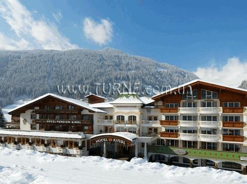 Alpenhotel Kindl Австрия Нойштифт-им-Штубайталь