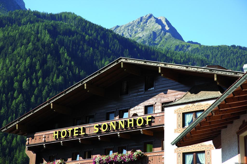 Отель Sonnhof Австрия Нойштифт-им-Штубайталь