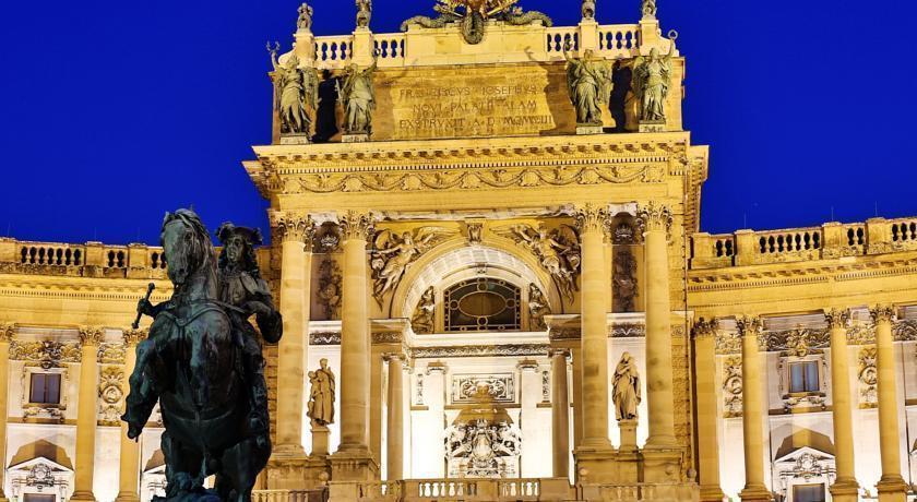 Отель Do&Co Австрия Вена