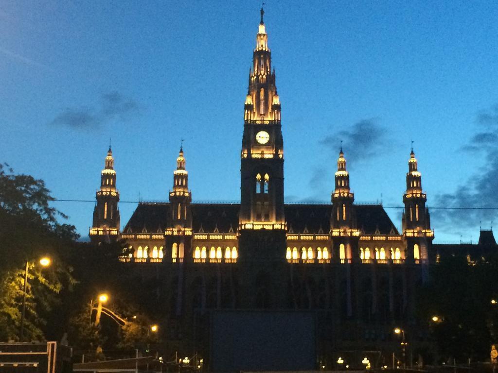 Отель Das Opernring Hotel Вена