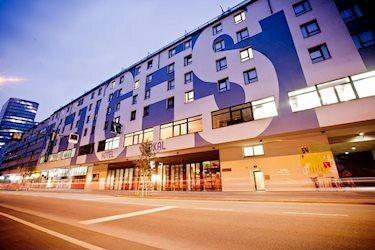 Hotel Zeitgeist Vienna Hauptbahnhof 4*, Австрия, Вена