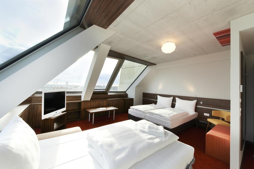 Отель Simms Hotel Вена