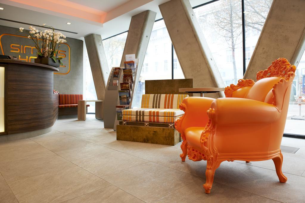 Simms Hotel Вена
