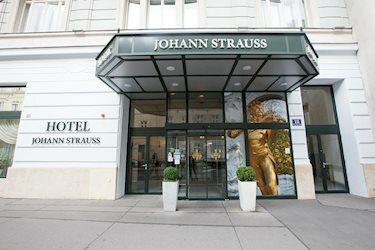 Johann Strauss 4*, Австрія, Відень