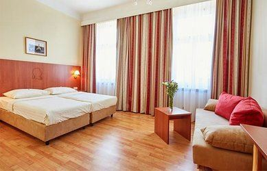 Hotel Mozart 2*, Австрия, Вена