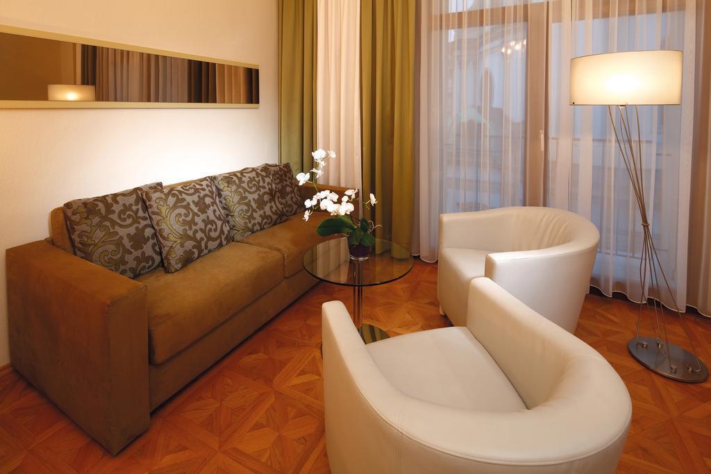 Отель Wandl Вена